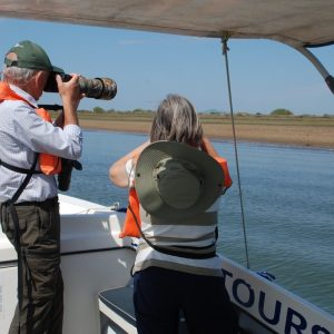 Self-Guided Birdwatching