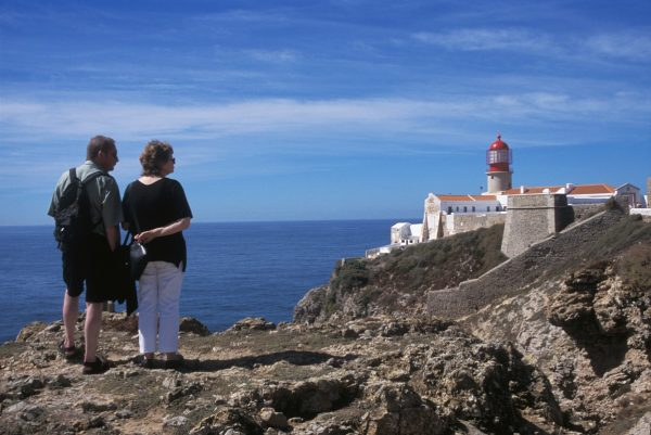 Sagres lighthouse - witness to the Discoveries