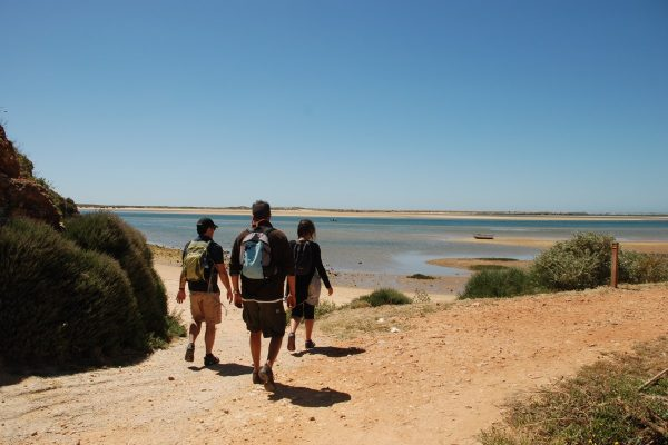 Walking West Algarve