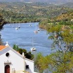 Alcoutim and the River Guadiana