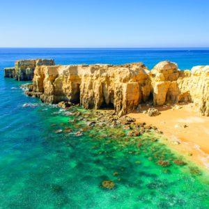 Albufeira lovely beaches