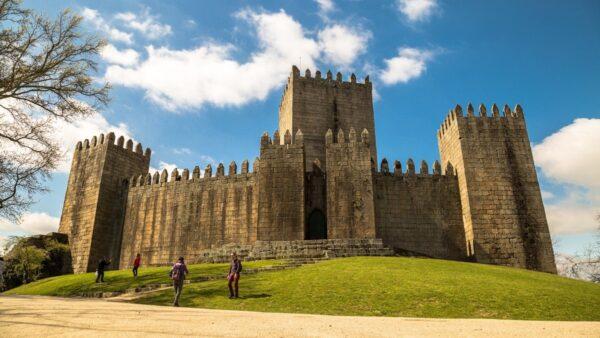 Guimaraes Castle