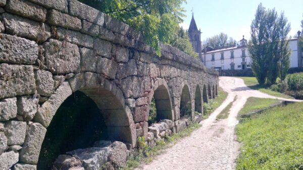 Walking From Fafe to Guimarães
