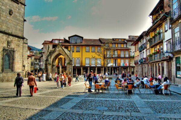 City center Guimarães