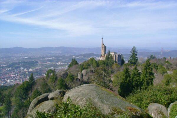 Guimarães Santuary of Penha