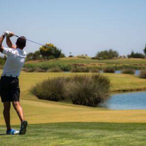 Vilamoura has plenty of golf courses