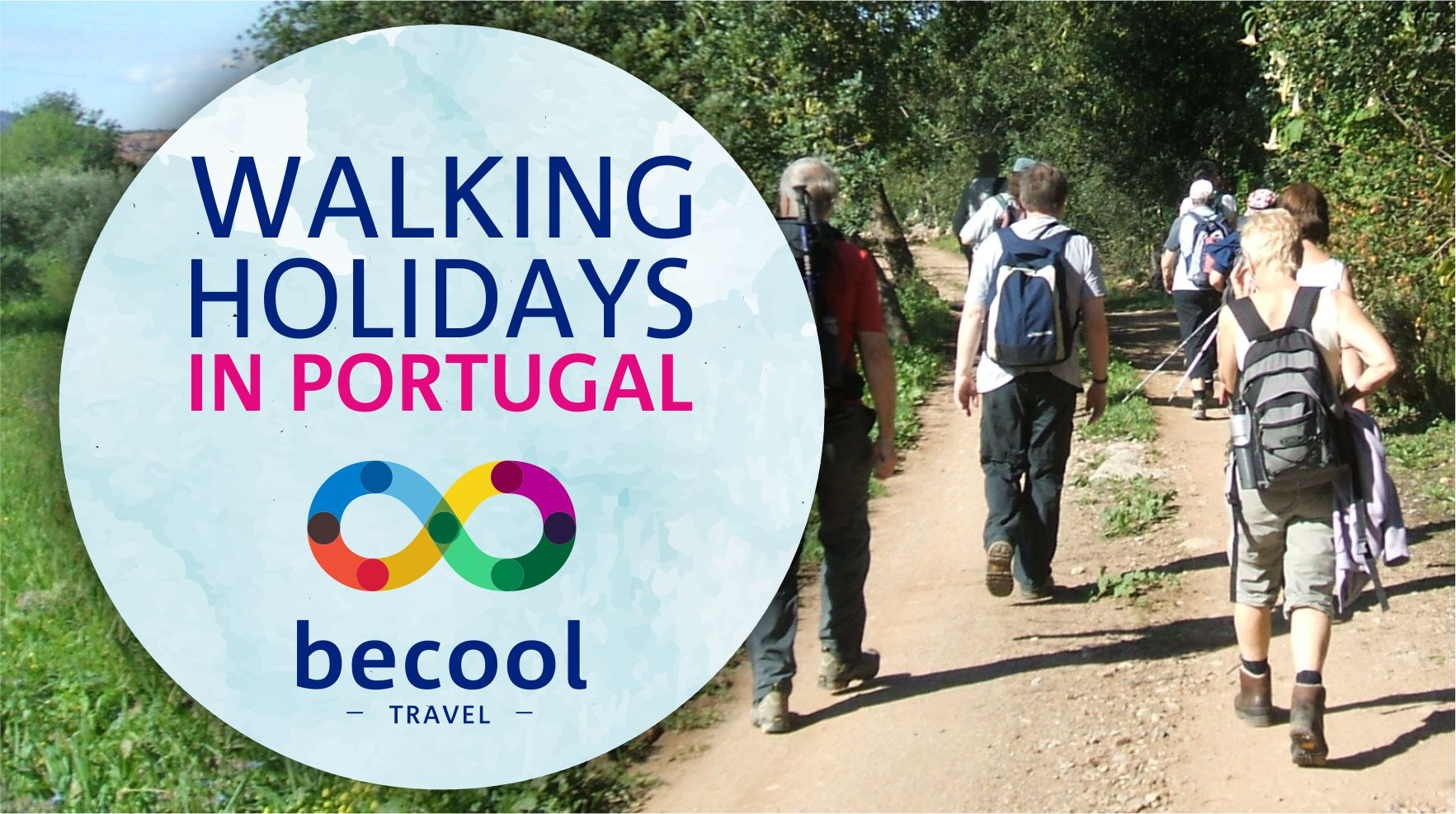 walking holidays in Portugal
